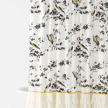 Chaffinch Shower Curtain