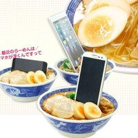 Japan Food Sample Ramen Noodles Smartphone Stand