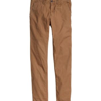H&M Chinos Slim fit $29.99