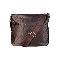 Laura Biagiotti Brown Crossbody Bag