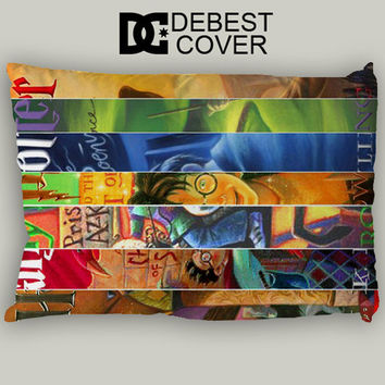 Harry Potter Pillow Book Pillow Case In 20 x 30 Inches