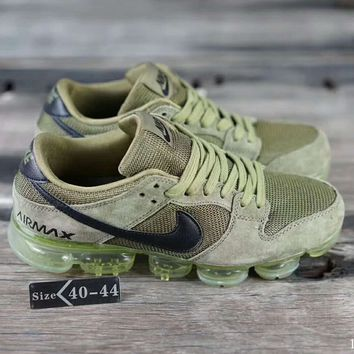 Nike Air MAX 2018✘DUNK SB LOW Fashion Casual Sport Running Shoes Army green G-SSRS-CJZX