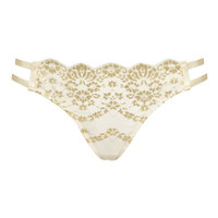 Orient-Belle Harness Thong