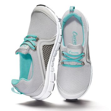Curves® for Women Glide-N-Go Sneaker
