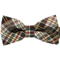 Tok Tok Designs Pre-Tied Bow Tie for Men & Teenagers (B210)