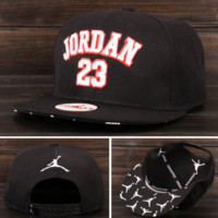 JORDAN 23 Embroidered Baseball Cap Hat