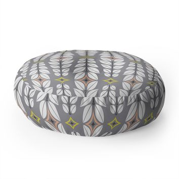 Heather Dutton Cortlan Whisper Floor Pillow Round