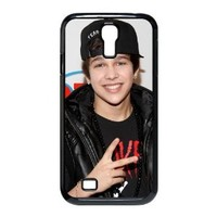 EVA Austin Mahone Samsung Galaxy S4 I9500 Case,Snap-On Protector Hard Cover for Galaxy S4