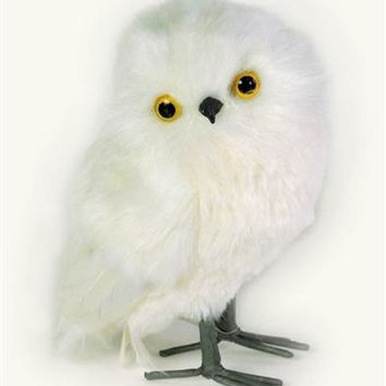 Snow White Owl - Artificial Snowy Owl