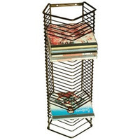 Atlantic Onyx 35-cd Wire Storage Tower (pack of 1 Ea)