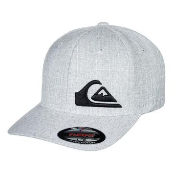 MDIGJ3R Quiksilver Final Flexfit Hat