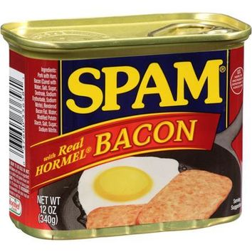 Spam Luncheon Meats