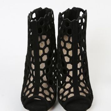 Anne Michelle Newbee-04 Cut Out Heels | MakeMeChic.com