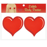 EDIBLE PASTIES HEART