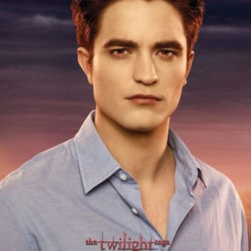 Breaking Dawn – Edward Part 1 Movie Poster 22x34 RP0436 Twilight Saga