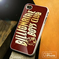 Billionaire Boys Club Wood iPhone 4S 5S 5C SE 6S Plus Case