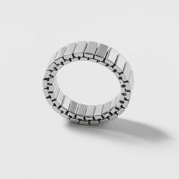 Clean Metal Stretch Ring - Topshop