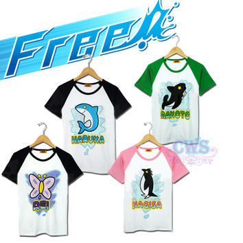 Free! Iwatobi Swim Club ...