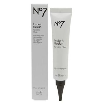 No7 Instant Illusion Wrinkle Filler