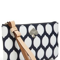 kate spade new york 'cobblestone park - bee' wristlet