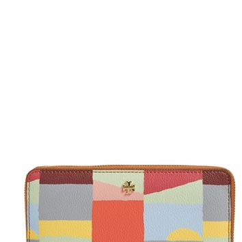 Tory Burch 'Kerrington' Continental Wallet | Nordstrom