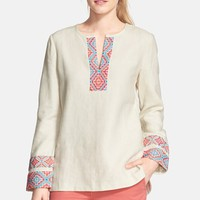 Women's Piece & Co. and Tory Burch 'McKenna' Tunic (Nordstrom Exclusive)