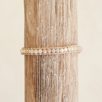 Stone + Crystal Bracelet - Seashell – The Little Market