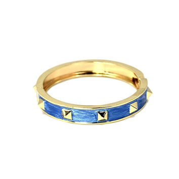 Blue Valentino Bangle