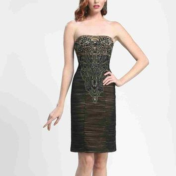 Sue Wong Short Cocktail Party Dress