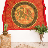 Royal Haathi Tapestry