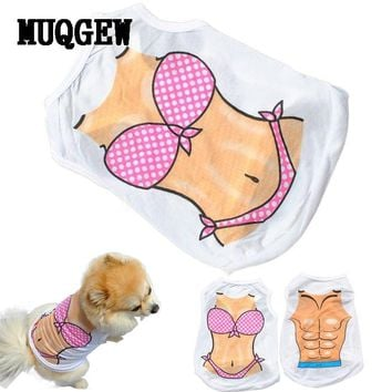 Beach Bod Pet Fur Friend Doggy clothes