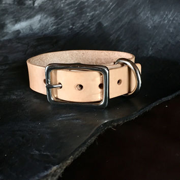 Classic  Dog Collar - Large Breed