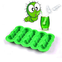 Creative Cartoons Environmental Silicone Ice Maker Box Ice Freezer [6283275654]