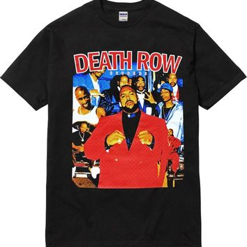 Retro 90's Death Row Records T-shirt