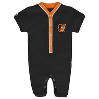 Majestic Baltimore Orioles Outfield Coverall - Baby, Size: