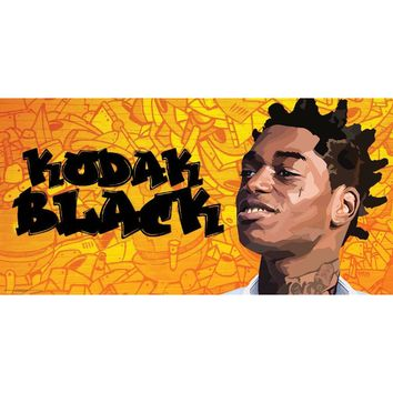 Kodak Black Domestic Poster