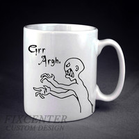 Mutant Enemy Logo from Buffy Personalized mug/cup