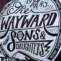Supernatural Shirt - Wayward Sons T-shirt - Supernatural T-shirt