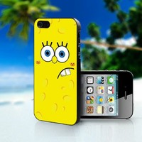 Sponge Bob Square Pants Nickelod - Photo On Hard Cover For iPhone 4,4S