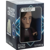 "Doctor Who Titans 6 1/2"" 11th Doctor Series 7 Costume Vinyl Figure"