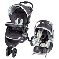 Baby Trend Nexton Travel System - Phunk Plaid : Target