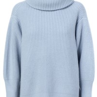 Maison Ullens Ribbed Polo Neck Sweater - L'eclaireur - Farfetch.com