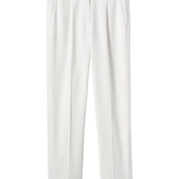 Rebecca Taylor Refined Suiting Slim Pant