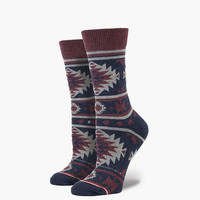 STANCE Nu Native Womens Crew Socks | Socks