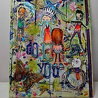 Do You Mixed Media Canvas Board. Ready to Ship