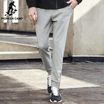 New Spring jogger pants men clothing fashion sweat pant male top quality casual trousers male