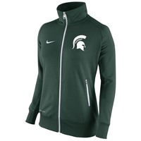 Nike Michigan State Spartans MVP Dri-FIT Track Jacket - Women's