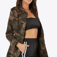 Front Line Military Jacket