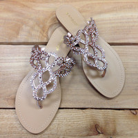 THE KEEGAN SANDAL – LaRue Chic Boutique