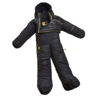 Selk'bag 4G Classic Synthetic Sleeping Bag Black Anthracite __MD by Mountain's Best Gear
